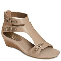 Yet Another Buckle Wedge Sandal | Women's Wedges Trend | Aerosoles Purchased these for the spring and summer. I hope I love them as much on my feet as I do in a picture!