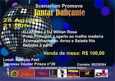Dança JF: Boa tarde a todos,Professor Jailton Justino (Esco...