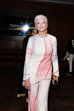 Billionaire Elon Musk's mom is growing a modeling career at 68 Celebrities, Fashion Over 50, Young Mom, Topshop, Musk, Fashion, Maye Musk, Supermodels, Style