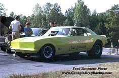 70s Funny Cars - Curt Wasson