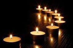 Habitacion con velas
