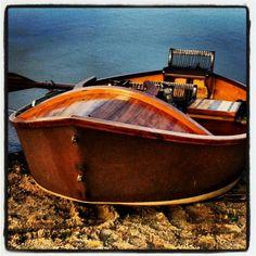 Croff Craft custom drift boat