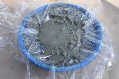 Crown Hill: DIY: Concrete Mushroom