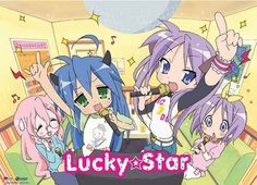"Lucky Star: Karaoke Time Anime Wall Scroll by Lucky Star. $17.45. Lucky Star: Karaoke Time Wall Scroll [LONG]. Official Lucky Star anime Wall scroll. Size: Approximately 31"" x 43"". Wall scroll ships rolled. Comes with two horizontal plastic rods (top and bottom) and two adjustable hooks for positioning.. Save 35% Off!"