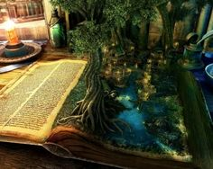 books come to life