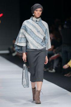 JFW 2014 – Sarinah, Modern in Heritage (Galeri Batik Jawa)   The Actual Style