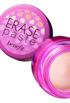 6 Products That'll Make You Look Like a Morning Person- Benefits Erase Paste is completely worth the money! Erase paste is by far my fab product All Things Beauty, Beauty Make Up, Diy Beauty, Beauty Hacks, Beauty Ideas, Erase Paste, Kiss Makeup, It Goes On, Tips Belleza