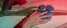 """""""Three Irises! Turn the blue one!""""  Suspiria (Dario Argento, 1977)"""