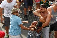 Resultado de imagem para imagens lixo do carnaval - globo news