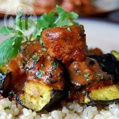 Chicken Tikka Masala - a favorite of mine to make