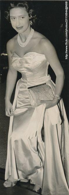 Bukovscan016:  October, 1956  Princess Margaret on a Royal Tour to BritishEast Africa