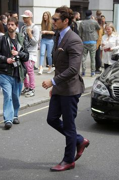 David Gandy outside the Katie Eary show, London Collections: Men SS 2014, Day 2, 17 June 2013, Victoria House, Bloomsbury, London | Flickr - Photo Sharing!