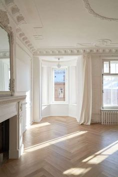 Dream Home Design, My Dream Home, Home Interior Design, Interior Architecture, House Design, Parisian Apartment, Dream Apartment, French Apartment, Home Deco