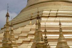 Shwedagon - Birmanie - Myanmar