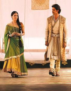 Jodhaa Akbar. Goverdhan play costume inspiration
