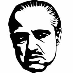 The Godfather Wall Art by LynchmobGraphics on Etsy