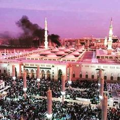 Muslim leaders from across the Sunni-Shiite religious divide have condemned the attack on Medina, which is the holiest site in Islam where the prophet Muhammad is buried. Jeddah, Masjid Al Nabawi, Puerto Rico, Medina Saudi Arabia, Meier, Destinations, Arab World, Shock And Awe, Vacation