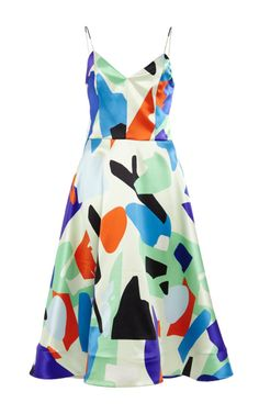 The Printed Andre Dress by Novis for Preorder on Moda Operandi