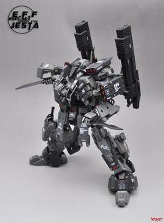 POINTNET.COM.HK - MG 1/100 RGM-96X Jesta OnRush Type