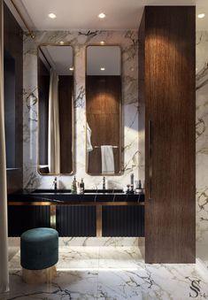 Trendy best home interior front doors Best Bathroom Designs, Modern Bathroom Design, Bathroom Interior Design, Home Interior, Bath Design, Luxury Interior, Bathroom Ideas, Large Bathrooms, Dream Bathrooms