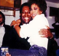 Luther & Whitney!!!