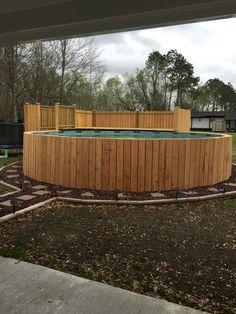 17 Best Coleman Pool images in 2018   Pool Decks, Pool Landscaping