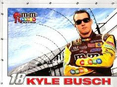 Kyle busch is awesomeness