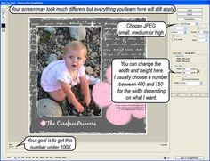 Digitales del libro de recuerdos Recuerdos | Tutorial - Envío por correo electrónico de fotografías y Disposiciones