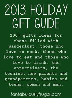 Stocking Stuffers for Men - More Than 100 Ideas, All Under $10 - Fantabulously Frugal