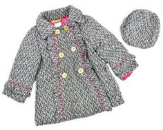 Too cute! #Penolopemack #kidswear #Wooldesigns #knittingdesigns #knitting www.wantknittingsupplies.com