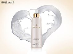 Enriched with the goodness of milk and anti-ageing properties, 'NovAge Smoothing Cleansing Milk' deeply cleanses the skin to reveal more youthful radiance. Anti Aging Facial, Anti Aging Skin Care, All Natural Skin Care, Natural Beauty, Cleansing Milk, Love Your Skin, Cleanser And Toner, Acne Free, Smooth Skin