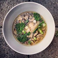 Tom Yam Kai recept