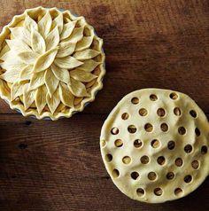 Décoration de tartes