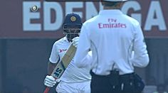 India vs Sri Lanka 1st Test Did Dilruwan Perera like Steve Smith get help on DRS call - The Indian Express #757Live