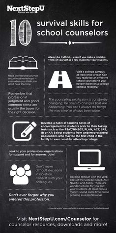 10 Survival Skills for School Counselors