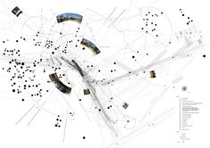 Alikes topography | Alikes Visitor Centre: The 'Garden of the Forking Paths' | draftworks•architects