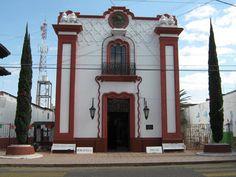 Jiquilpan de Juárez, Pueblo Mágico de Michoacán