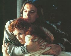 """Scene from the film """"Stealing Heaven"""" about the tragic, century lovers Abelard and Heloise. Starring Derek de Lint and Kim Thomson. (X rated but tastefully done. Derek De Lint, Pere Lachaise Cemetery, Francis Ford Coppola, Beautiful Film, True Romance, Auburn Hair, 12th Century, Viera, The Magicians"""