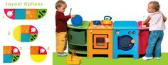 EASE supplies preschool furniture & primary school furniture in Kilkenny. Preschool Furniture, Pretend Play, Primary School, Educational Toys, Toy Chest, Storage Chest, Layout, Montessori, Kitchens
