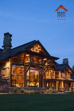 Rocky Mountain Log Homes' Selection of Log Accessories and Components