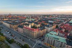 Стокгольм с высоты. Stockholm, Paris Skyline, Travel, Voyage, Viajes, Traveling, Trips, Tourism