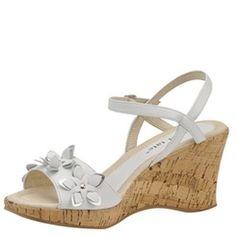 David Tate Women's Flower Sandal   shoemall   free shipping!