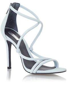 Schutz Brazilian..I'd like these in silver or snakeskin please