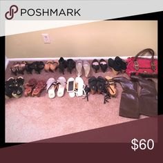 Shoes from comfort to work shoes from $15 - $30 Shoes/boot/bag Michael Kors Shoes Sandals
