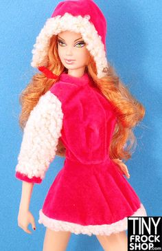 Barbie #1793 Ice Skate Mate Dress