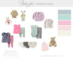 what to wear baby newborn photography