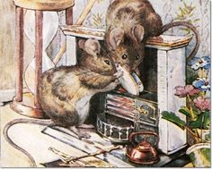 The Tale of Two Bad Mice by Beatrix Potter - 1904