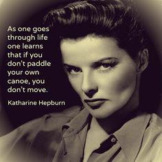 Quotes : Katharine Hepburn | #StriVe Quotes | Pinterest Katharine ...