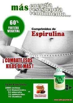 Controla tu peso con la Espirulina de DXN