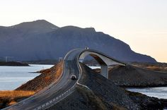 Atlantic Ocean Road (Atlanterhavsveien), Norway